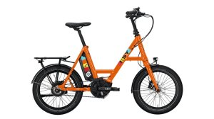 i:SY DrivE N3.8 ZR Unisex 46 cm orange