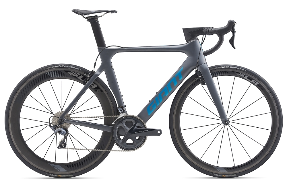 GIANT Propel Advanced Pro ML Charcoalgrey Matt