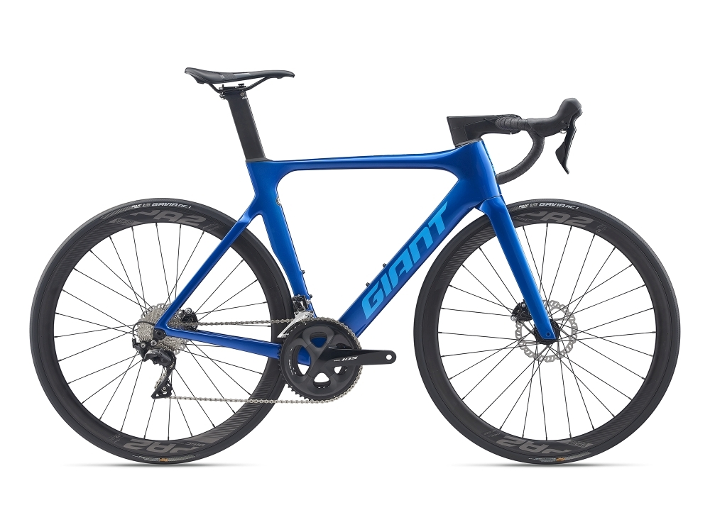 GIANT Propel Advanced 2 Disc S Electricblue