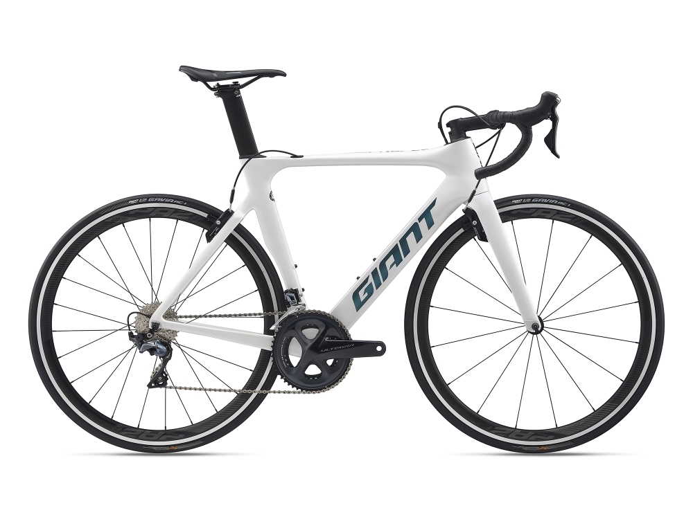GIANT Propel Advanced 1 L White