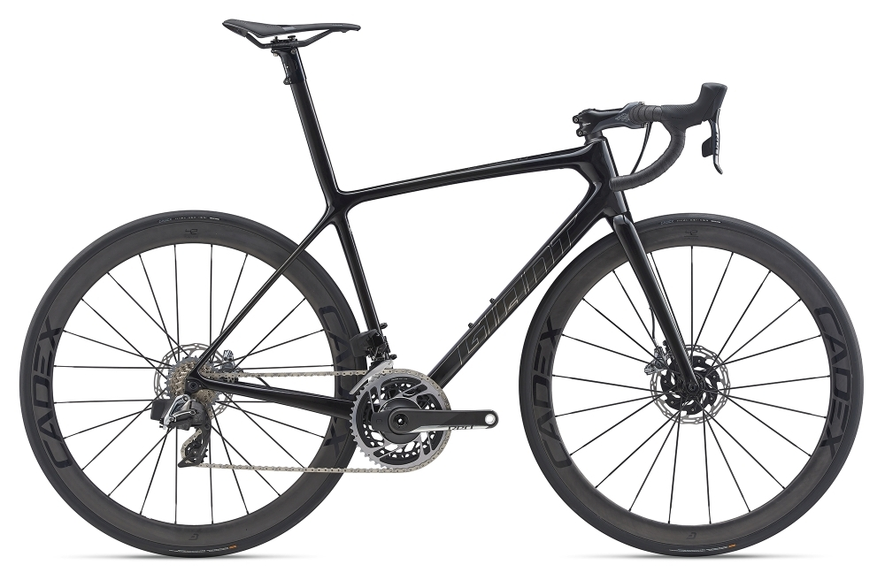 GIANT TCR Advanced SL Disc S Carbon Smoke