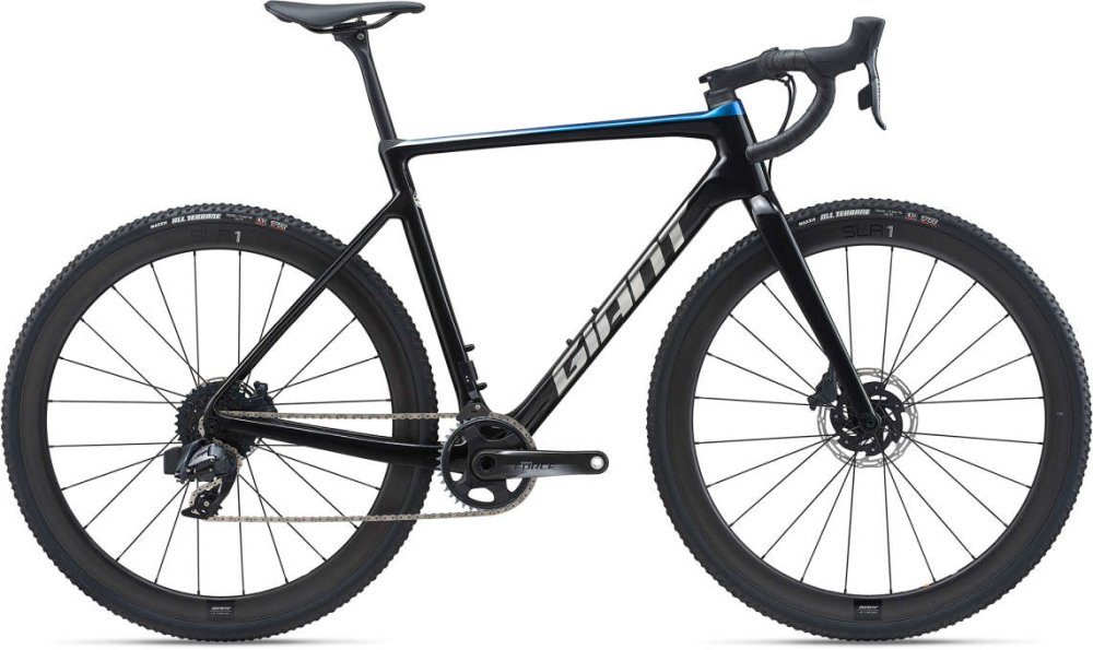 GIANT TCX Advanced Pro 0 S Coreblack / Chameleon Saturn