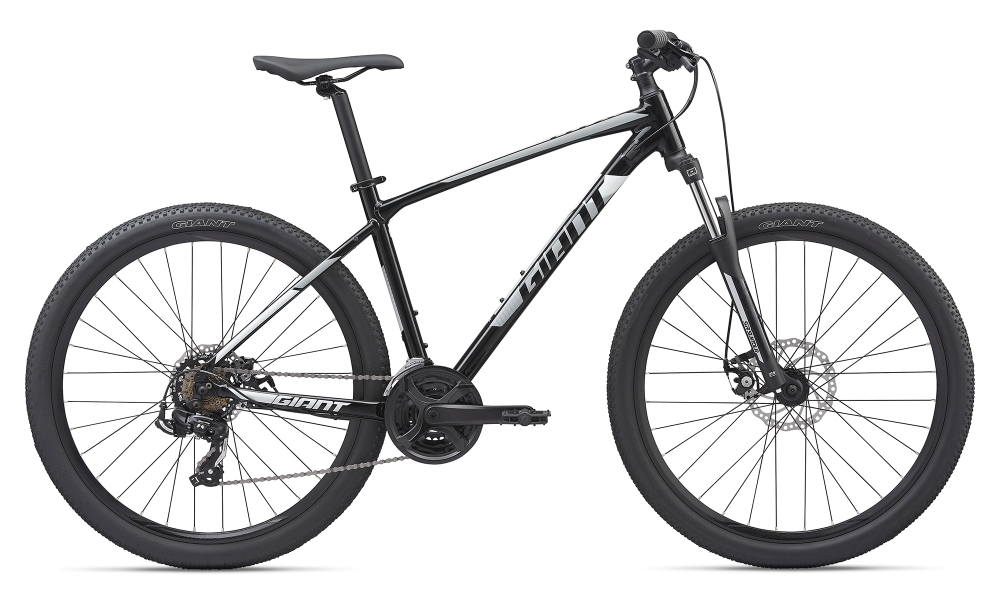 ATX 3 Disc XL Metallicblack / Grey