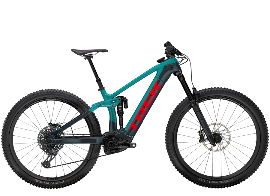 Trek Rail 9.9 M Teal/Nautical Navy
