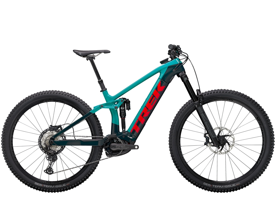 Trek Rail 9.8 XT L Teal/Nautical Navy