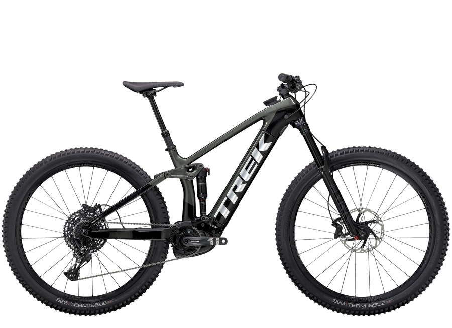 Trek Rail 9.7 M Lithium Grey/Trek Black