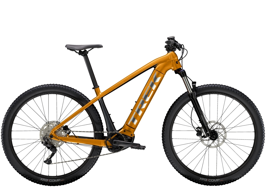 Trek Powerfly 4 625 XL (29  wheel) Factory Orange/Lithium Grey