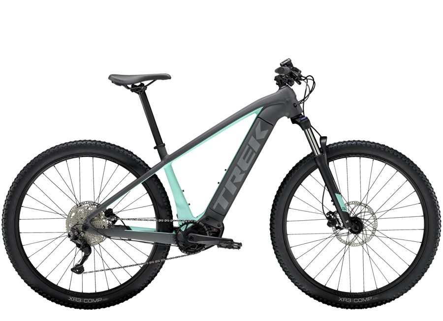 Trek Powerfly 4 625w L (29  wheel) Matte Solid Charcoal/Matte Miami