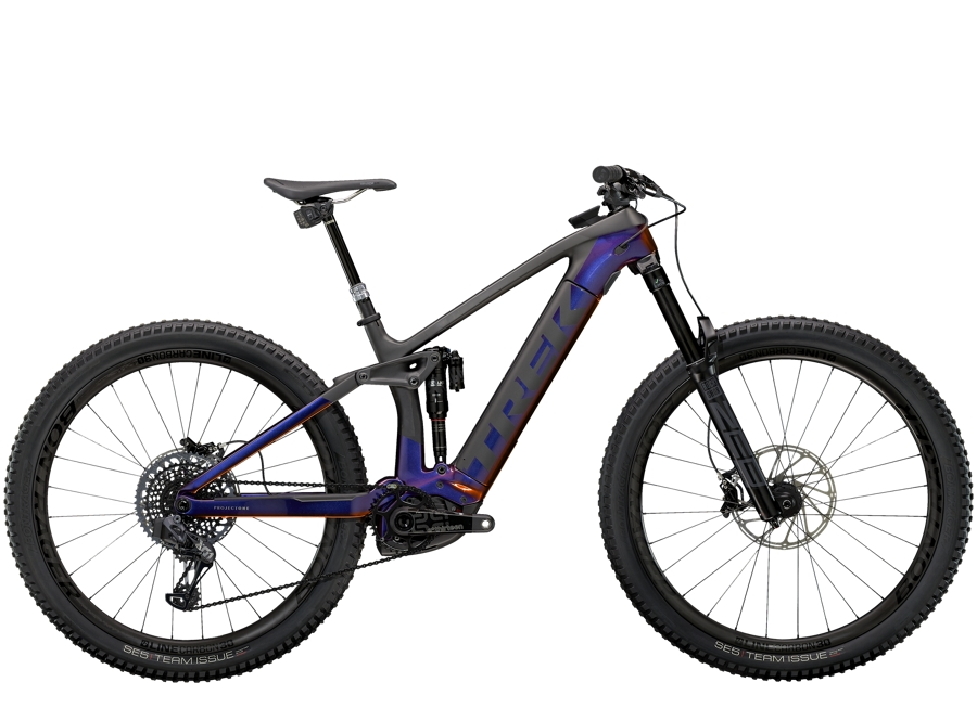 Trek Rail 9.9 X01 AXS M Gloss Purple Phaze/Matte Raw Carbon