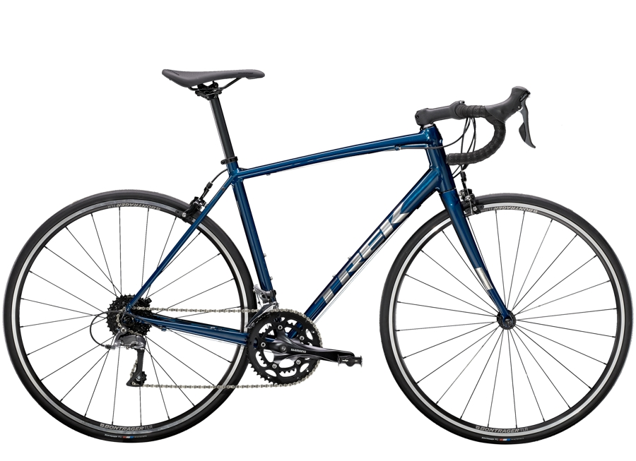 Trek Domane AL 2 58 Gloss Mulsanne Blue/Matte Trek Black