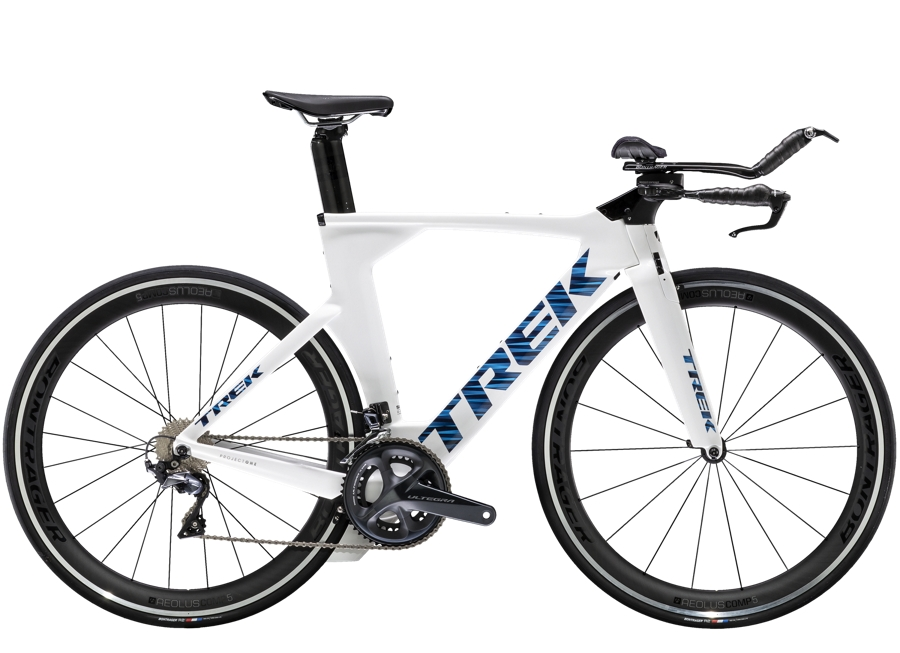 Trek Speed Concept XL Crystal White/Blue