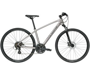 Trek Dual Sport 1 XL Metallic Gunmetal