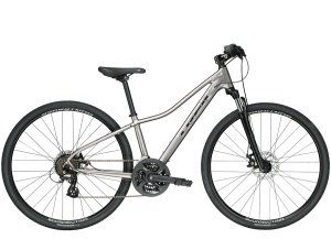 Trek Dual Sport 1 Women's S Metallic Gunmetal