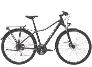 Trek Dual Sport 2 Equipped Stagger XS Dnister Black